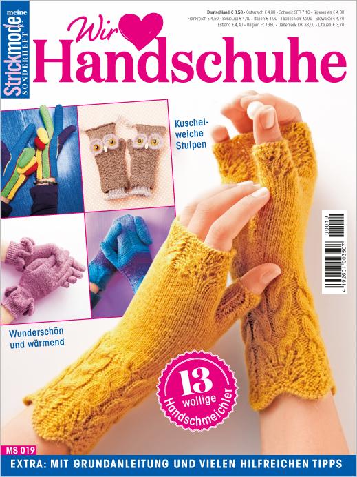 Meine Strickmode Sonderheft - Handschuhe & Stulpen