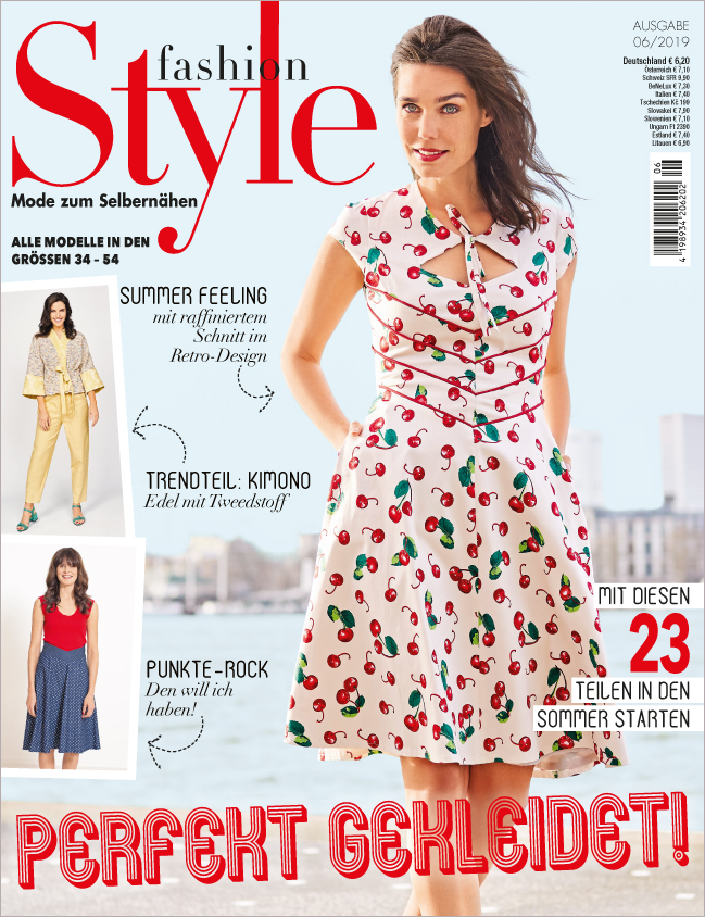 Fashion Style Nr. 06/2019 - Perfekt gekleidet!