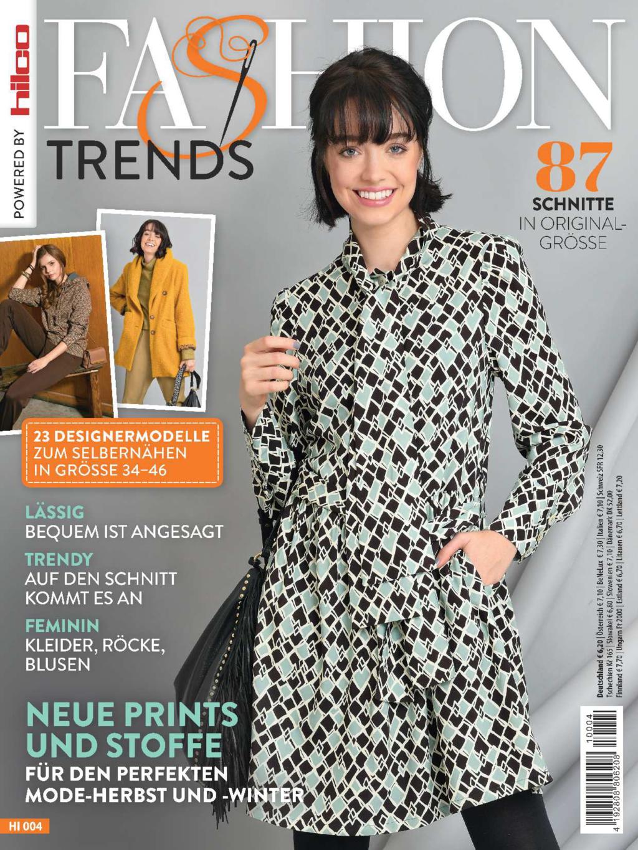 Fashion-Trends by Hilco HI 004 - Neue Prints & Stoffe