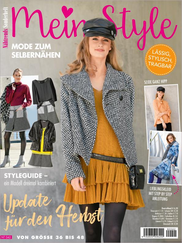 Nähtrends Sonderheft - Mein Style - Update für den Herbst