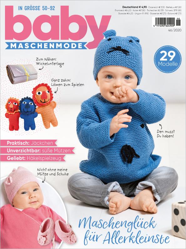 Baby Maschenmode - Maschenglück für Allerkleinste