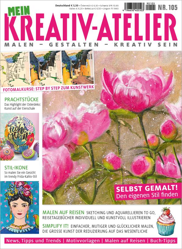 Mein Kreativ-Atelier Nr. 105/2019