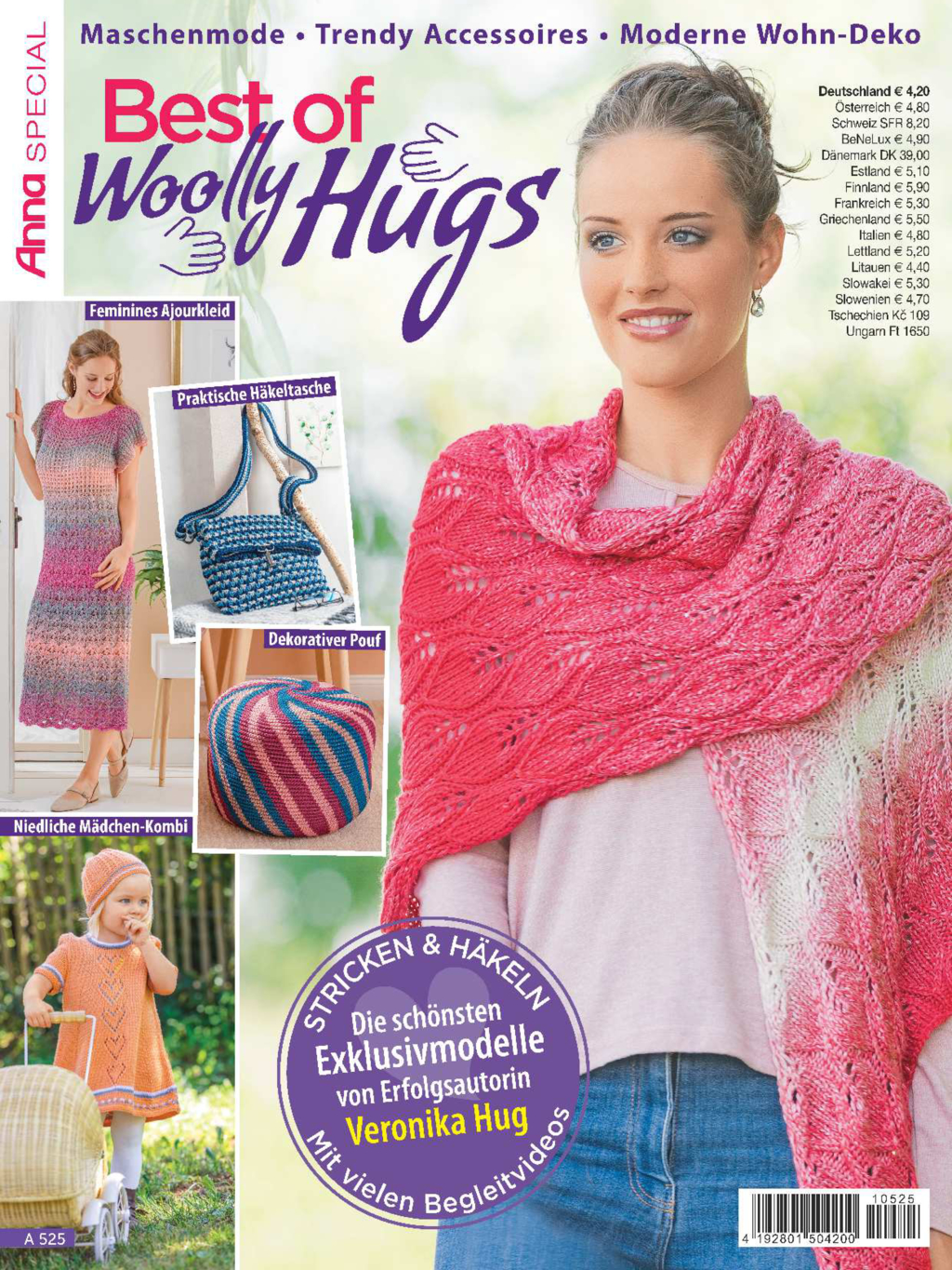 Anna Special A 525 - Best of Woolly Hugs