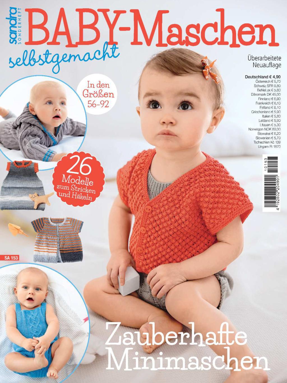 Sandra Sonderheft SA 153 - Zauberhafte Minimaschen