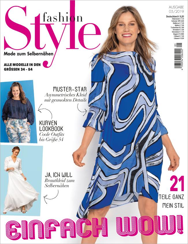 Fashion Style Nr. 05/2019 - Einfach wow!