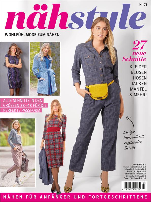 Näh-Style Nr. 73/2019  - 27 neue Schnitte