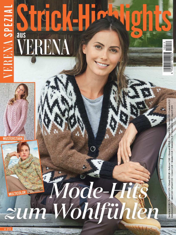 Verena Spezial V 211 - Strick-Highlights aus VERENA
