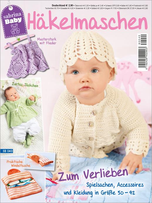 Sabrina Baby - Häkelmaschen - Zum Verlieben