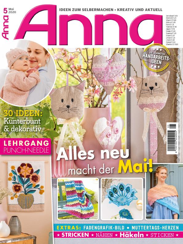 Anna Nr. 05/2020 - Alles neu macht der Mai!