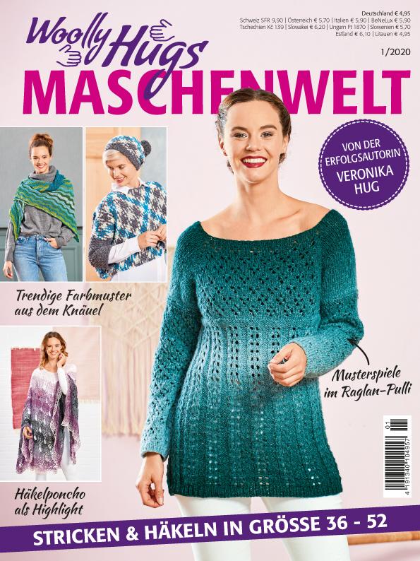 Woolly Hugs Maschenwelt Nr. 01/2020