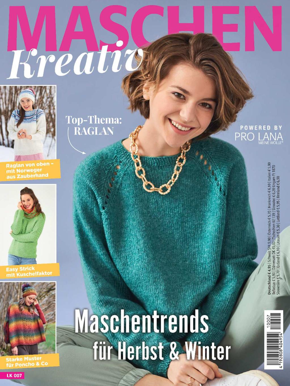 Maschen Kreativ LK007 - Maschentrends für Herbst & Winter