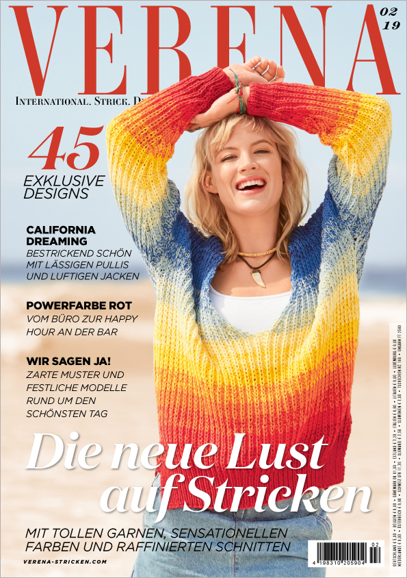Verena Stricken - Die neue Lust auf Stricken