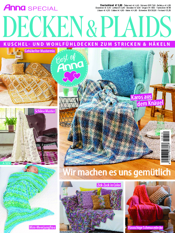 Anna Special - Decken & Plaids