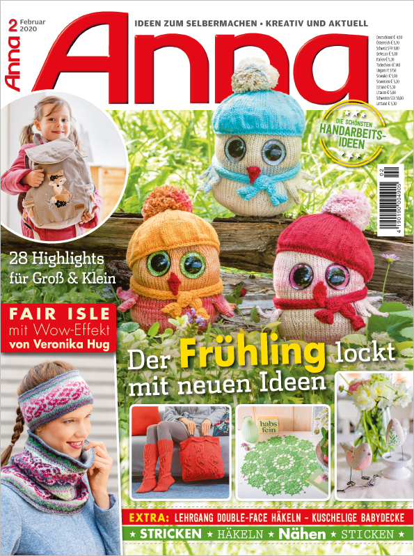 Anna Nr. 02/2020 - Der Frühling lockt mit neuen Ideen
