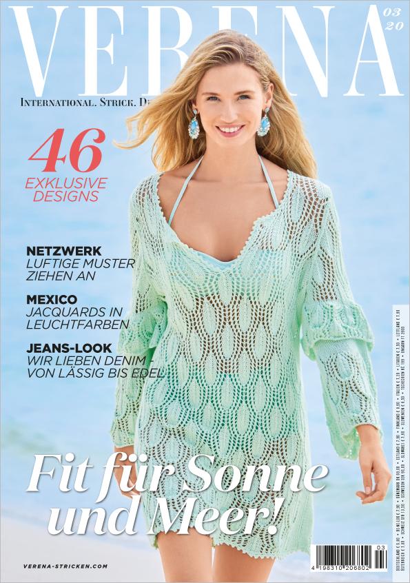 Verena Stricken Nr. 03/2020 - Fit für Sonne und Meer!
