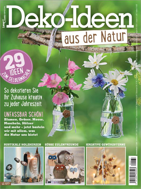 Lena Creativ Special - Deko-Ideen aus der Natur