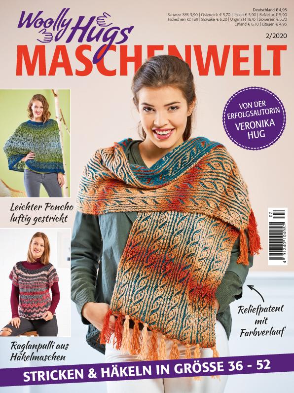 Woolly Hugs Maschenwelt Nr. 02/2020