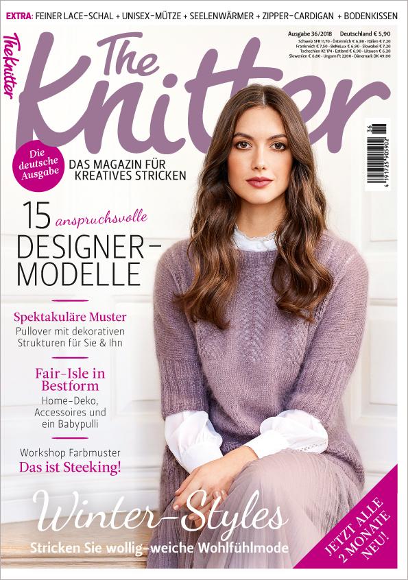 The Knitter Nr. 36/2018 - Winter-Styles