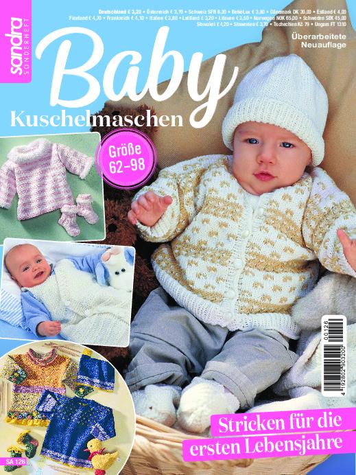 Sandra Sonderheft SA 126 - Baby Kuschelmaschen