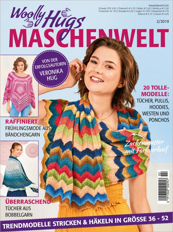 Woolly Hugs Maschenwelt Nr. 02/2019