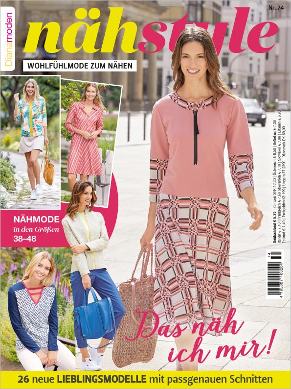 Näh-Style Nr. 74/2020 - Das näh´ ich mir!