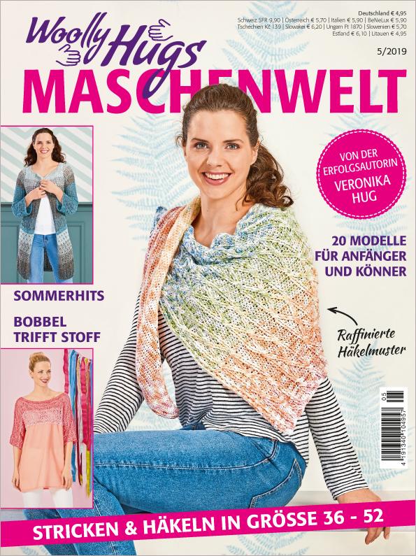 Woolly Hugs Maschenwelt Nr. 05/2019