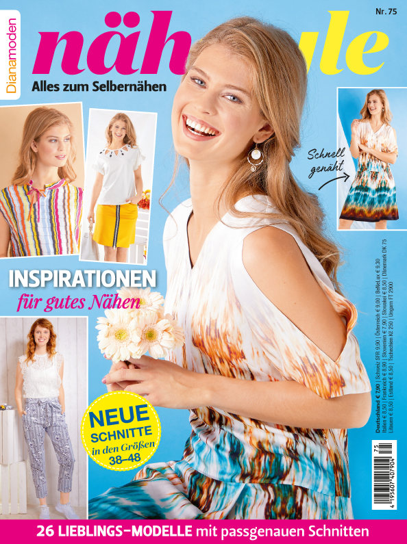 Näh-Style Nr. 75/2020 - Inspirationen für gutes Nähen