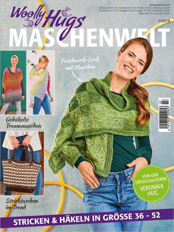 Woolly Hugs Maschenwelt Nr. 07/2019