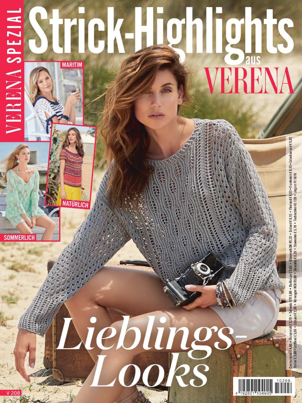 E-Paper: Verena Spezial V 208 - Lieblings-Looks aus VERENA
