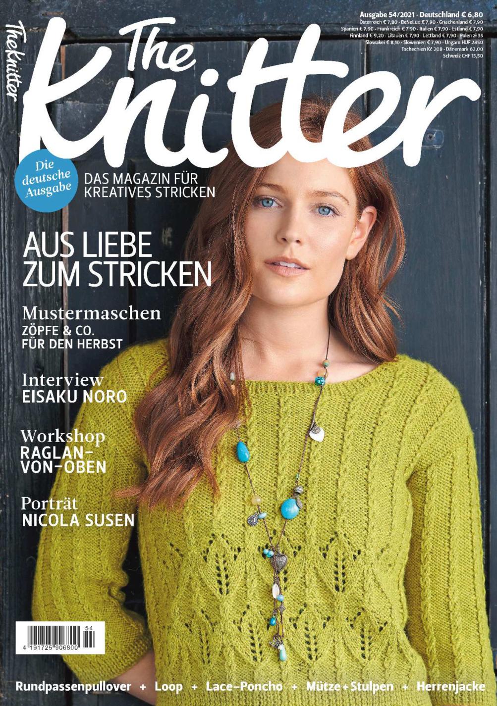 The Knitter Nr. 54/2021 - Aus Liebe zum Stricken