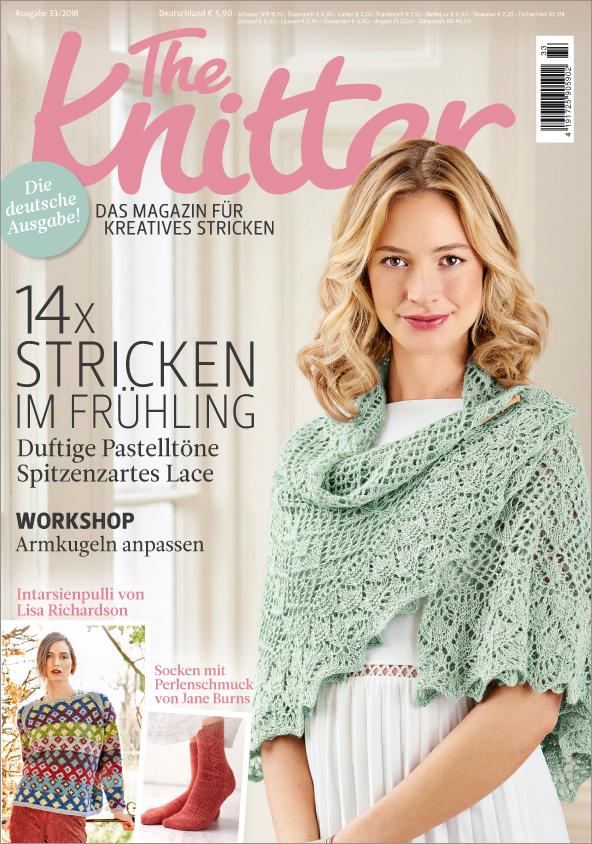 The Knitter Nr. 33/2018 - Stricken im Frühling