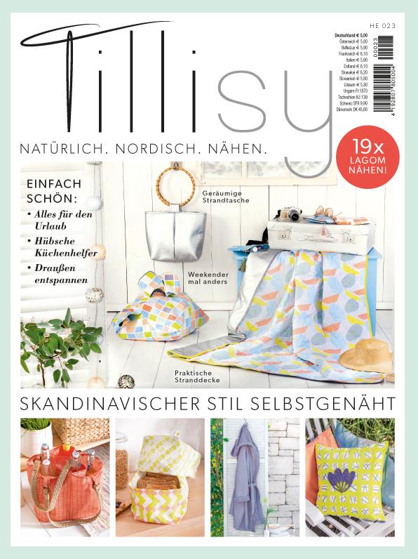 Tillisy - Skandinavischer Stil selbstgenäht