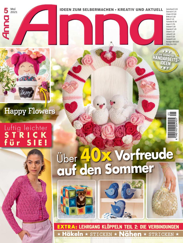 E-Paper: Anna Nr. 5/2021 - Über 40 Sommerfreuden
