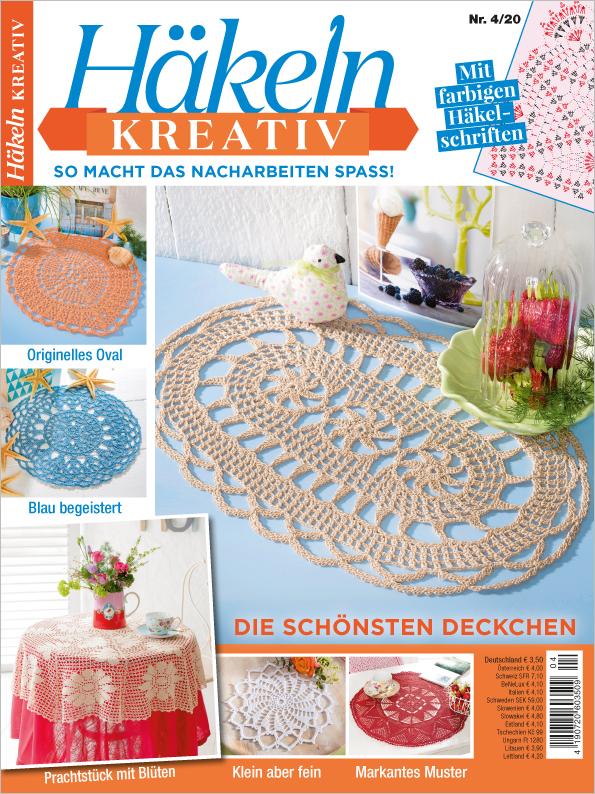 Häkeln kreativ - Die schönsten Deckchen