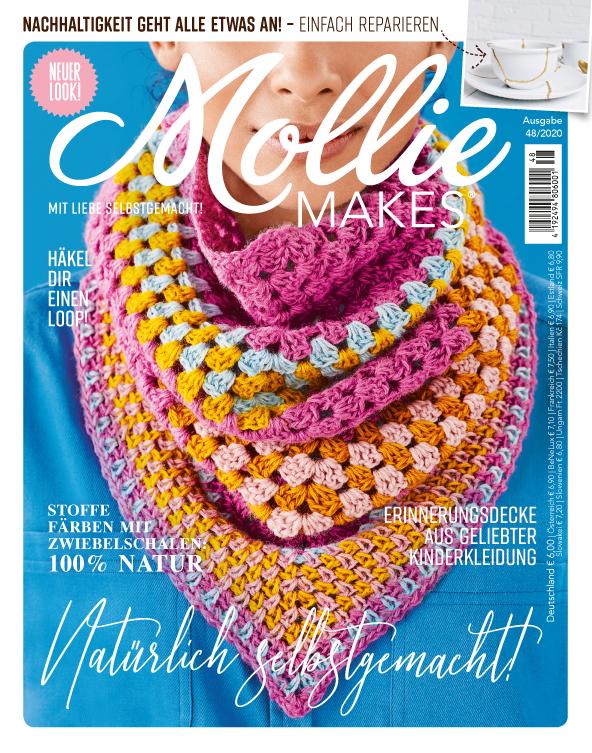 E-Paper: Mollie Makes Nr. 48/2020 - Natürlich selbstgemacht!