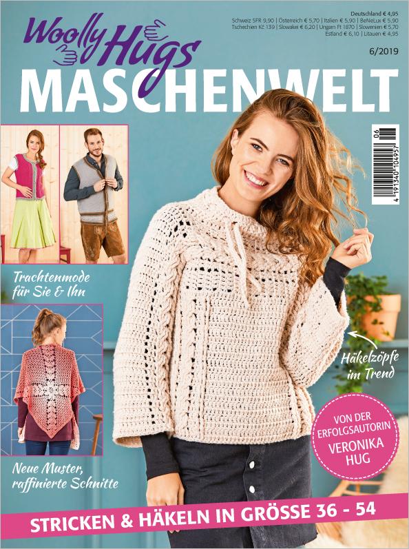 Woolly Hugs Maschenwelt Nr. 06/2019