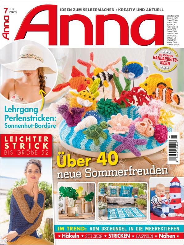 Anna Nr. 07/2020 - Über 40 neue Sommerfreuden