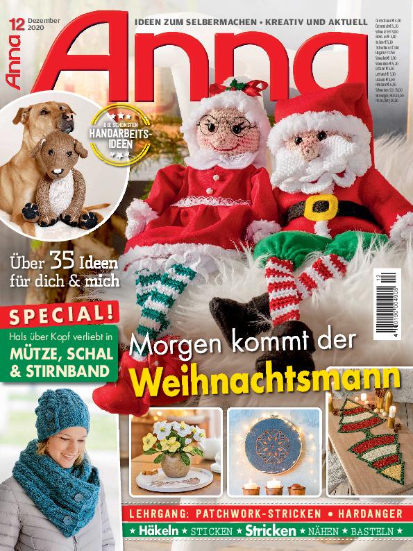 E-Paper: ANNA Nr. 12/2020 - Morgen kommt der Weihnachtsmann