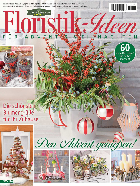 Lena Wohnen & Dekorieren special WD174 - Floristik-Ideen