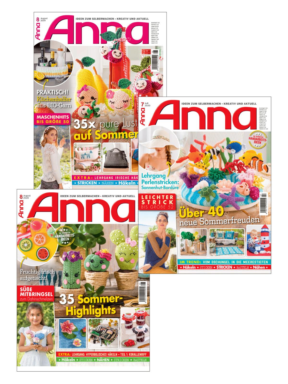 3 Zeitschriften statt Euro 14,30 nur Euro 7,15 zum Spartarif