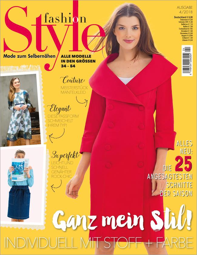 Fashion Style Nr. 04/2018 - Ganz mein Stil!