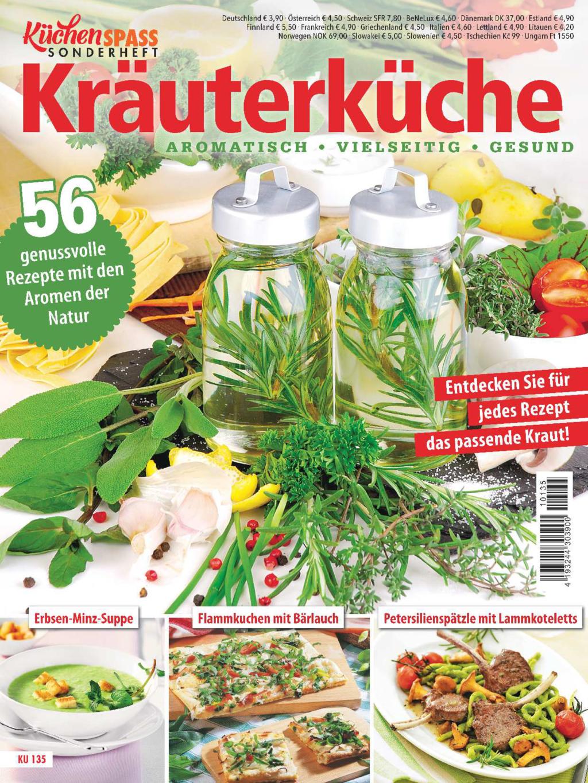 Küchenspaß Sonderheft KU 135 - Kräuterküche