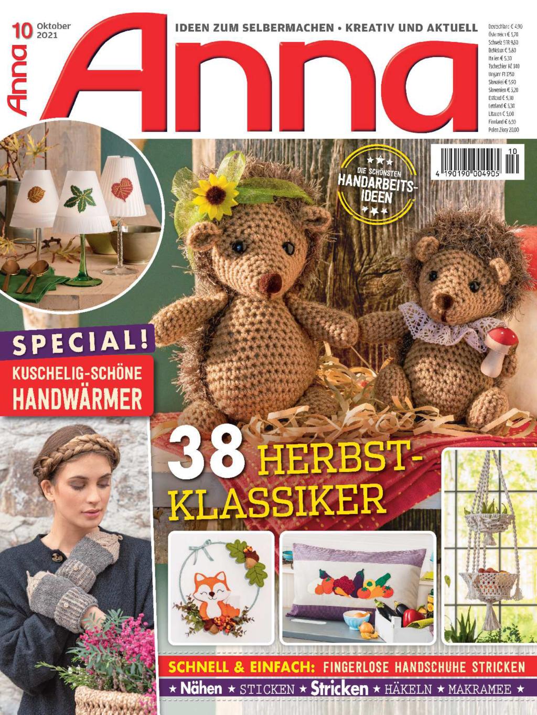 Anna Nr. 10/2021 - 38 Herbst-Klassiker
