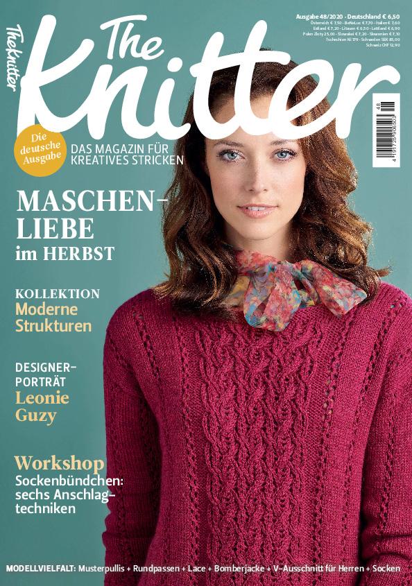 The Knitter 48/2020 - Maschenliebe im Herbst