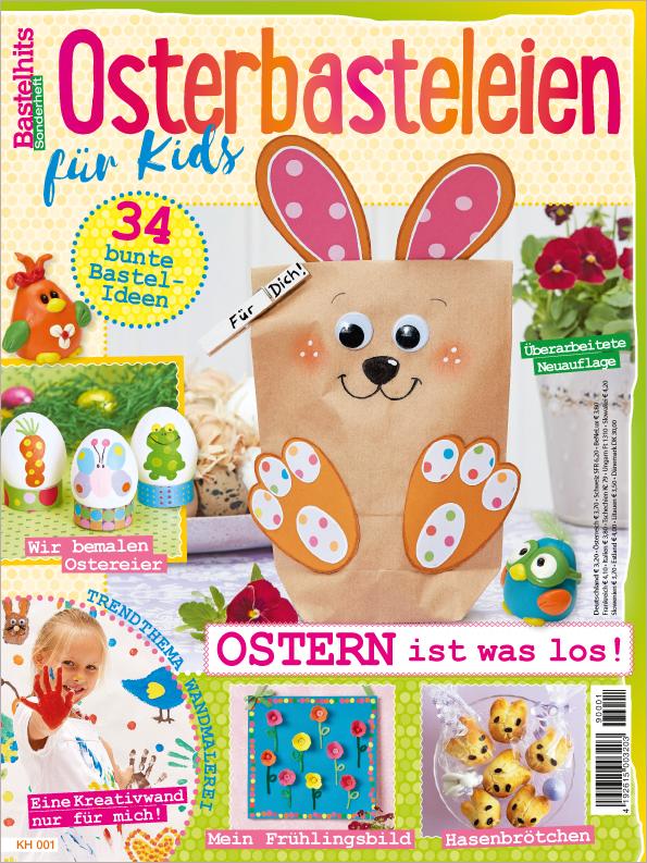 Bastelhits Sonderheft - Osterbasteleien für Kids