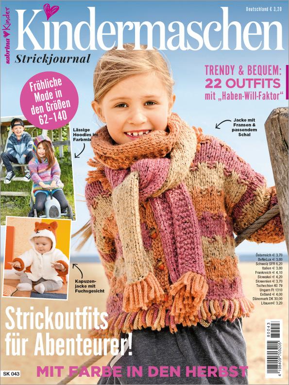 Sabrina Kinder - Kindermaschen - Strickoutfits für Abenteurer
