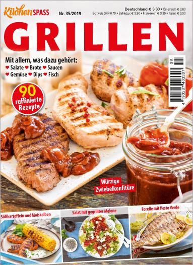 Küchenspaß 35/2019  - Grillen