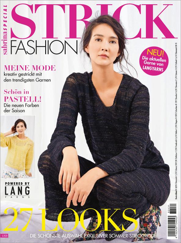 Sabrina Special - Strick Fashion - 27 Looks