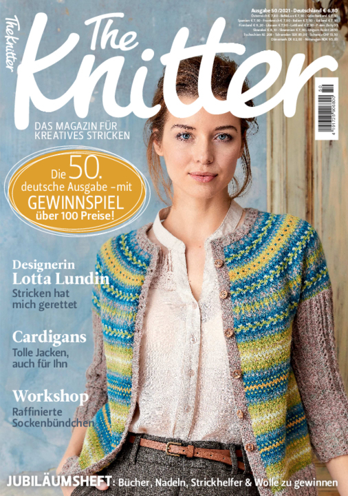 E-Paper: The Knitter 50/2021 - Strick-Inspiration