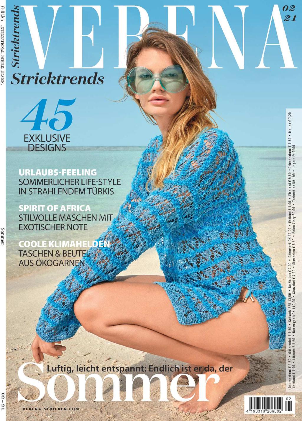 Verena Stricktrends 02/2021 - Sommer!
